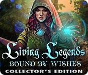 play Living Legends: Bound By Wishes Collector'S Edition