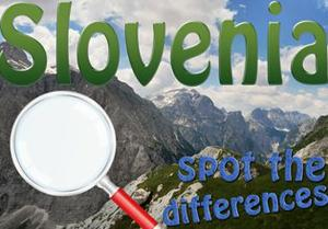 play Slovenia Spot The Differences Game