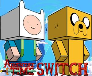 Adventure Time Switch game