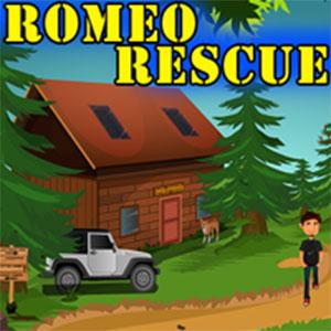 play Rescue The Trapped Romeo