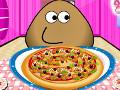play Pou Pizza Chef