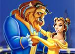 play Beauty And The Beast Kissing