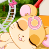 play Pet Stars Baby Hamster