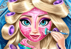play Ice Queen Real Makeover