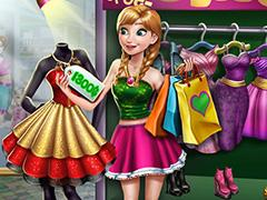 play Anna Realife Shopping