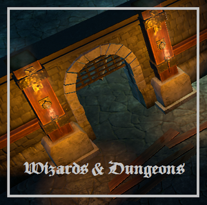 play Wizards & Dungeons