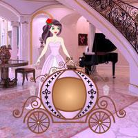 play Cinderella French Mansion Escape