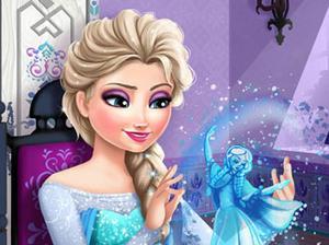 play Elsa'S Crafts