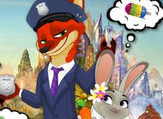 Zootopia Judy And Nick game