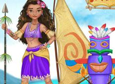 Moana Disney Princess Adventure game