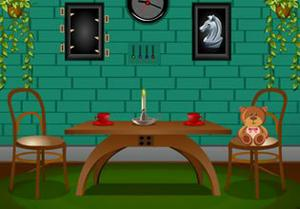 play Great Green House Escape Game