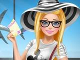 play Barbie Travelling Expert
