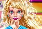 play Super Barbie Make Up Fiasco
