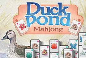 Duck Pond Mahjong game