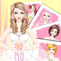 play Gorgeous Fashion Bride Dress Up