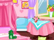 play Rapunzel Modern Room Makeover