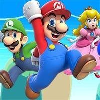 play Super Mario Bros Star