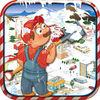 play Make It Kids Winter Storm Job - A Frozen Snow Day Fun Cleaning Game