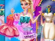 play Elsa Fairy Party Dress Up