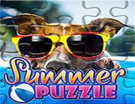 play Summer Puzzle