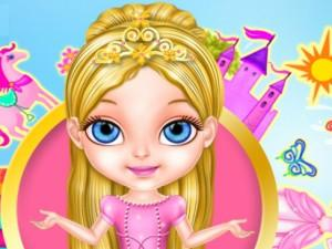 Baby Barbie Princess Fashion game