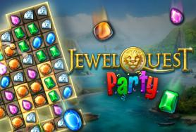 Jewel Quest Party game