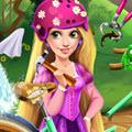 Rapunzel'S Bicycle game