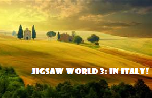 Jigsaw World 3: In Italy! game