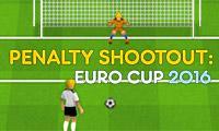 play Penalty Shootout: Euro Cup 2016