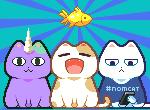 play Nom Cat