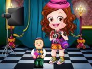 Baby Hazel Photographer Dressup game