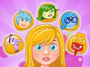 Inside Out Emotion Frenzy game