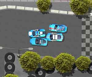 Police Hot Racing game