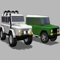 Super 4×4 Rally game