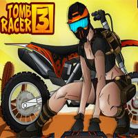 Moto Tomb Racer 3 game