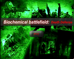 Biochemical Battlefield Death Defense game
