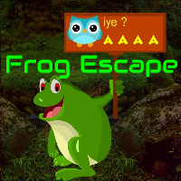 Zooo Frog Escape game