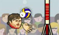 Sports Heads: Volleyball game