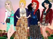 Disney Princess Coachella game