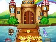 Magical Castle Coin Dozer game