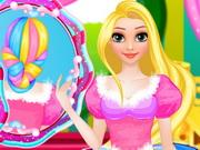 Rapunzel Wedding Hair Design 3 game