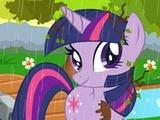 My Little Pony Forest Storm game