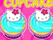 Tasty Cute Kitty Cupcakes game