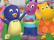 The Backyardigans Coloring game