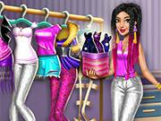 play Tris Fashionista Dolly Dress Up H5