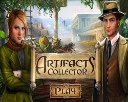 Artifacts Collector game