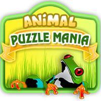 play Animal Puzzle Mania