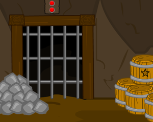 Old Mine Escape game