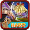 play Free Hidden Object Game : Christmas Sequence - Sort Through And Find Objects & Items In Hidden Scenes