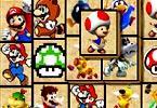 play Mario Bros Mahjong